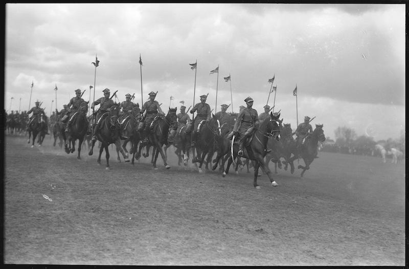 ćwiczenia kawalerii