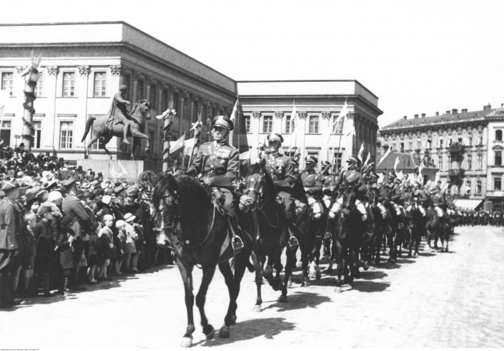 Uroczystości święta 3 Maja w Warszawie, 1933