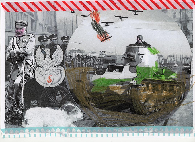 "Filip 7,5 lat, ""Zielony czołg"""
